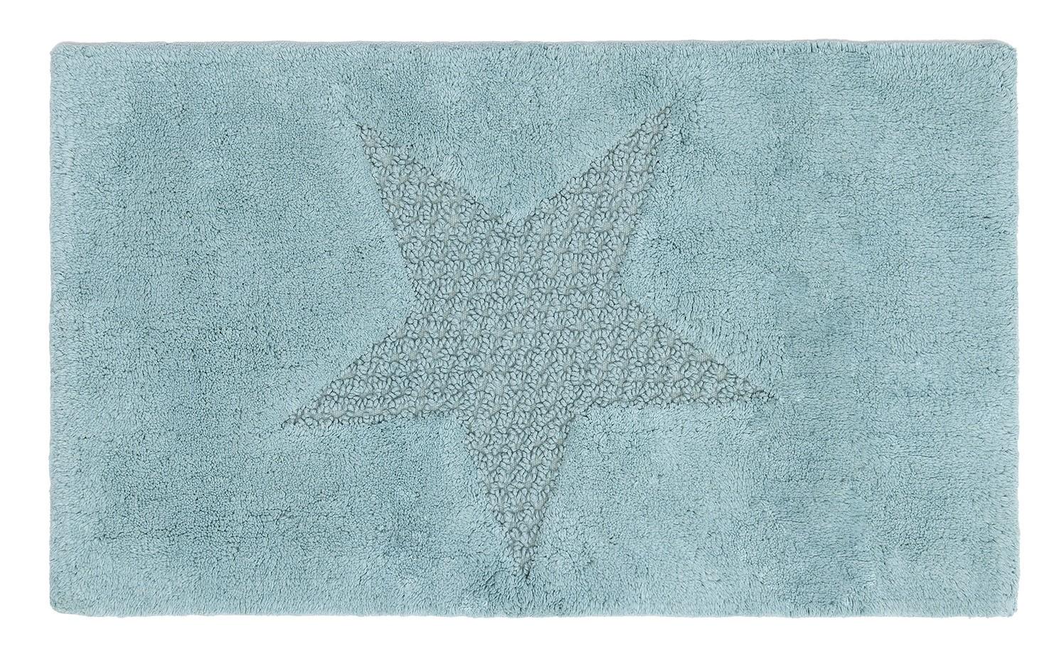 Πατάκι Μπάνιου (60x90) Palamaiki Bathmats Star Mint