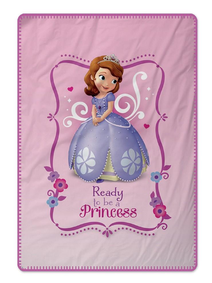 Παιδική Κουβέρτα Καναπέ Palamaiki Disney Sofia