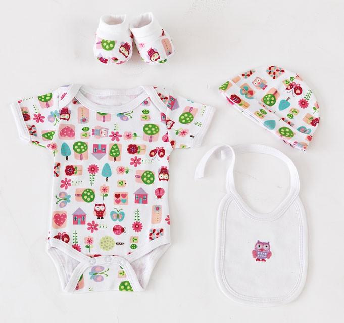 Βρεφικά Ρουχαλάκια (Σετ) Palamaiki New Baby 0101 Pink