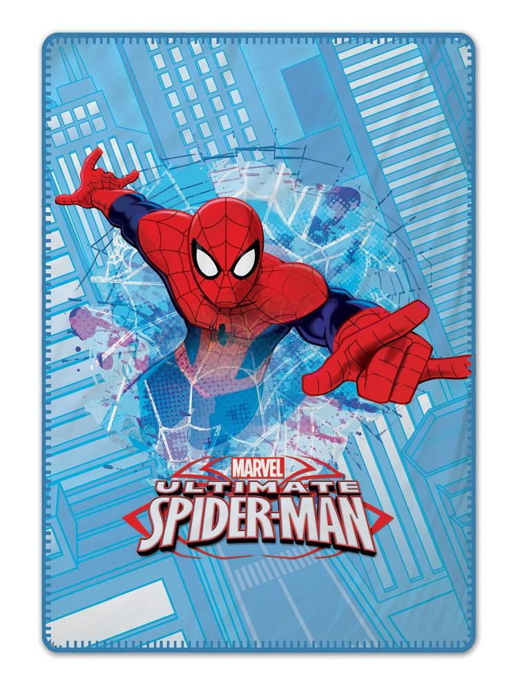Παιδική Κουβέρτα Καναπέ Palamaiki Disney Spiderman
