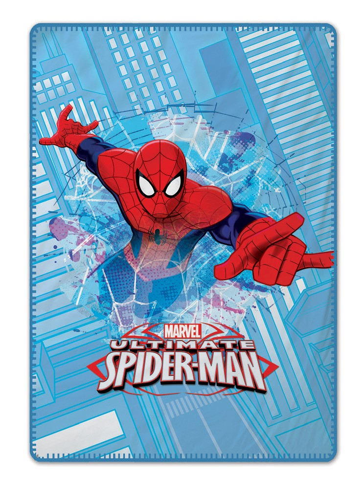 Παιδική Κουβέρτα Καναπέ Palamaiki Spiderman 60207
