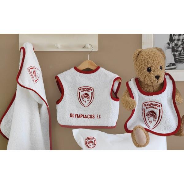 Βρεφικό Σετ Λουτρού Palamaiki Olympiacos Baby