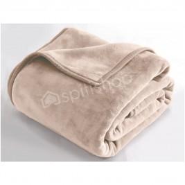 Κουβέρτα Βελουτέ Υπέρδιπλη Rythmos Charlize 06 L.Grey
