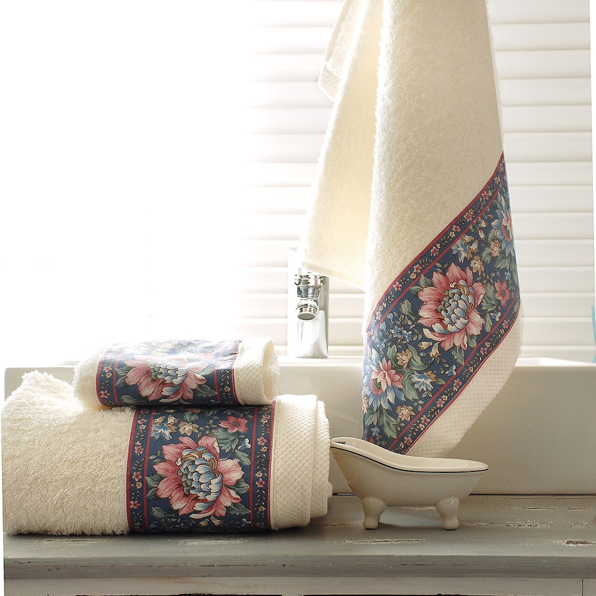 Πετσέτες Μπάνιου (Σετ 3τμχ) Rythmos Bathroom Memory
