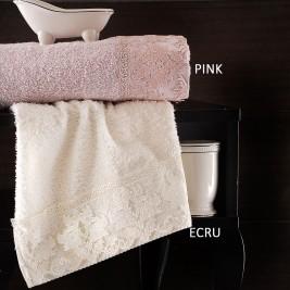 Πετσέτες Μπάνιου (Σετ 3τμχ) Rythmos Bathroom Stella