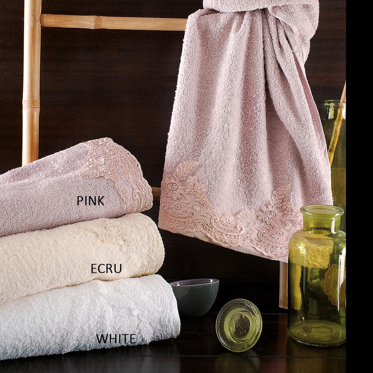 Πετσέτες Μπάνιου (Σετ 3τμχ) Rythmos Bathroom Talya home   μπάνιο   πετσέτες μπάνιου