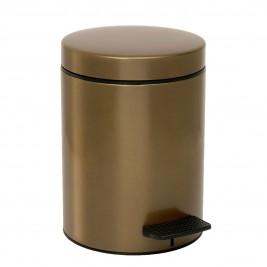 Κάδος Απορριμάτων (20x28) PamCo 5Lit 05-096-963 Oil/Gold