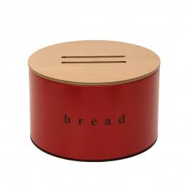 Ψωμιέρα PamCo 09-2518-503 Red Matte