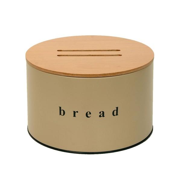 Ψωμιέρα Pam & Co 09-2518-103 Beige Matte