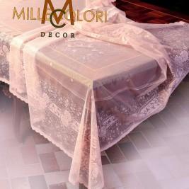 Τραπεζομάντηλο Δαντέλα (160x220) MC Decor 7620 Soft Pink