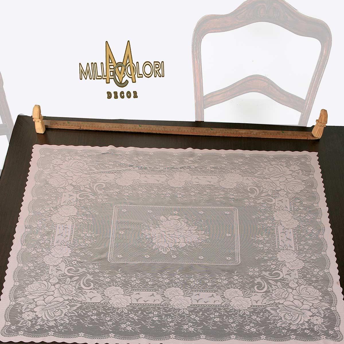 Καρέ Δαντέλα MC Decor 7620 Soft Pink