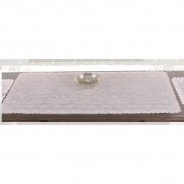 Σεμέν Δαντέλα (45x95) MC Decor 7621 Soft Pink