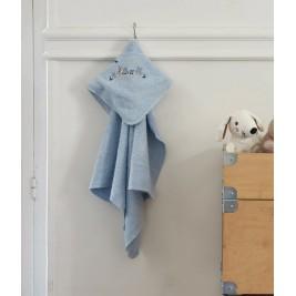 Βρεφική Κάπα Makis Tselios Clothes Blue