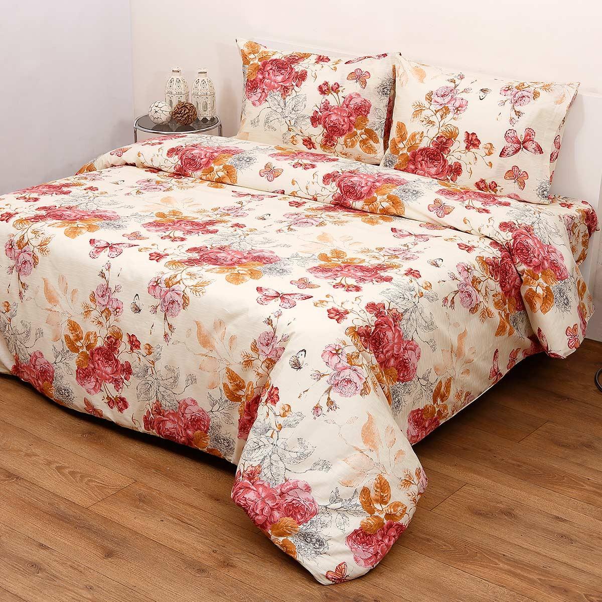 Κουβερλί Υπέρδιπλο (Σετ) Viopros Fresh Βερόνικα home   κρεβατοκάμαρα   κουβερλί   κουβερλί υπέρδιπλα