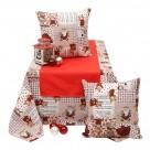 Χριστουγεννιάτικα Σουπλά (Σετ 2 τμχ) Viopros 4435