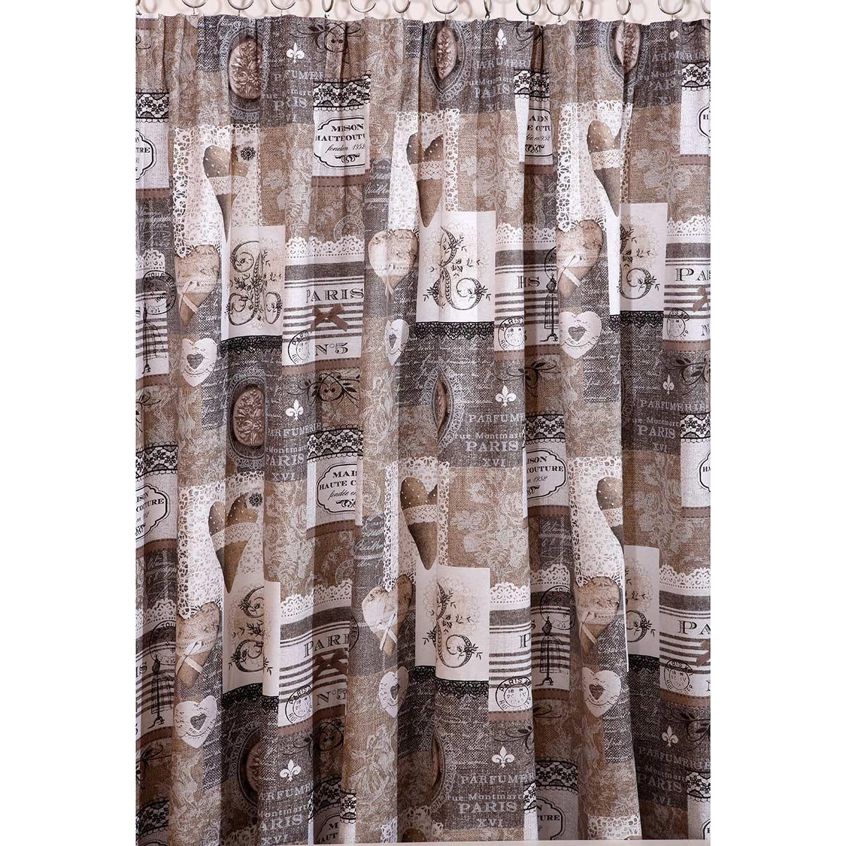 Κουρτίνα (280x270) Viopros Curtains Κουόρε