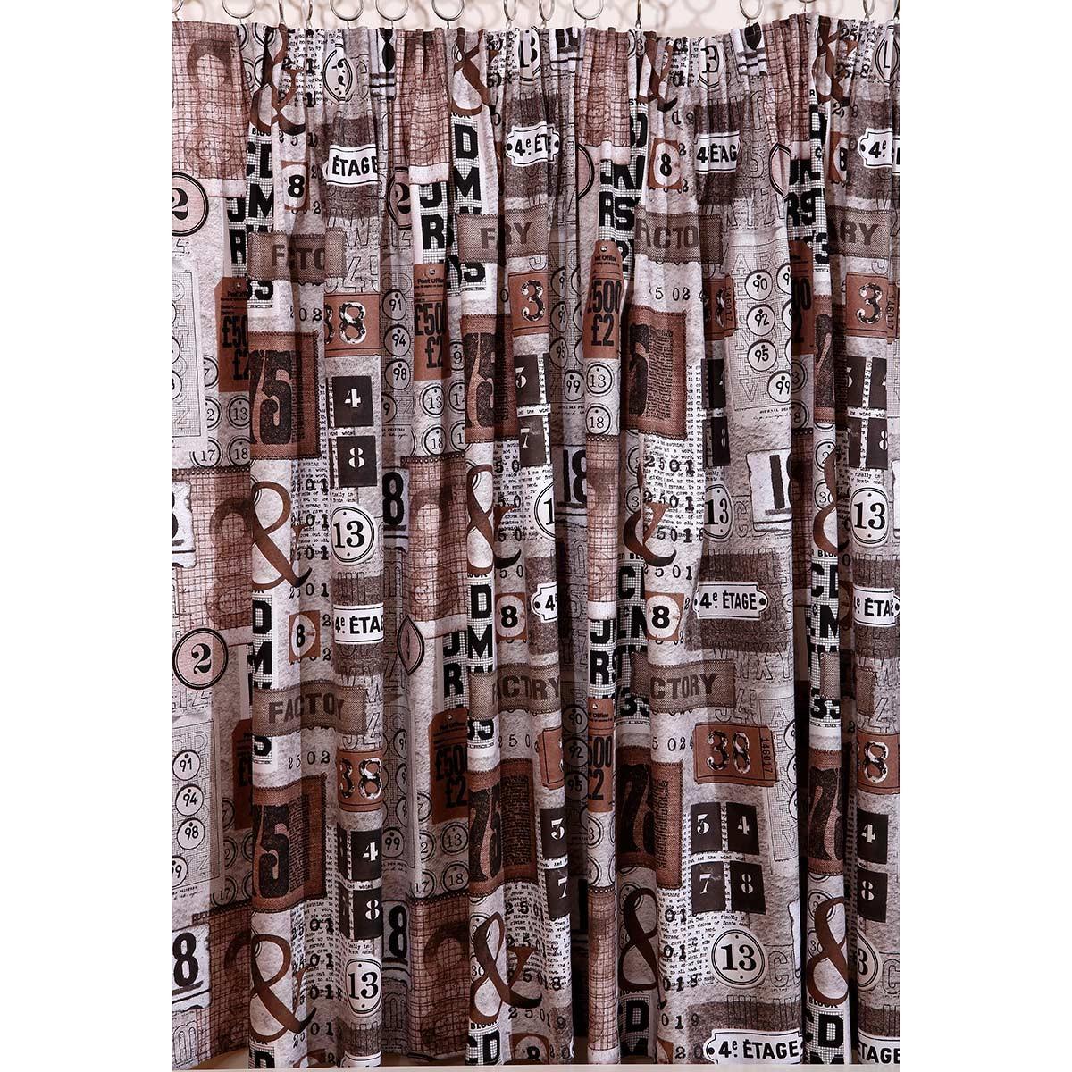Κουρτίνα Με Τρέσα (280x270) Viopros Curtains Φάκτορυ