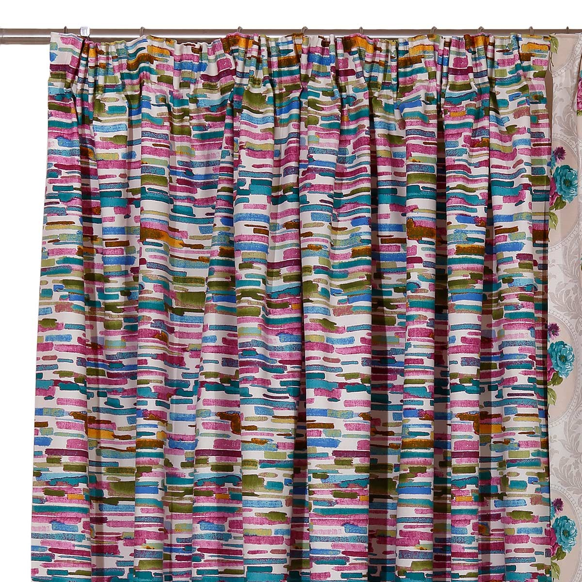 Κουρτίνα Με Τρέσα (280x270) Viopros Curtains Μόντα Χρ23
