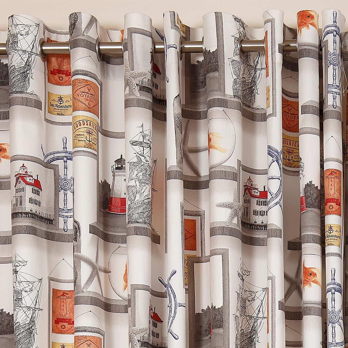 Κουρτίνα Με Τρέσα (280x270) Viopros Curtains Όσιαν Χρ01