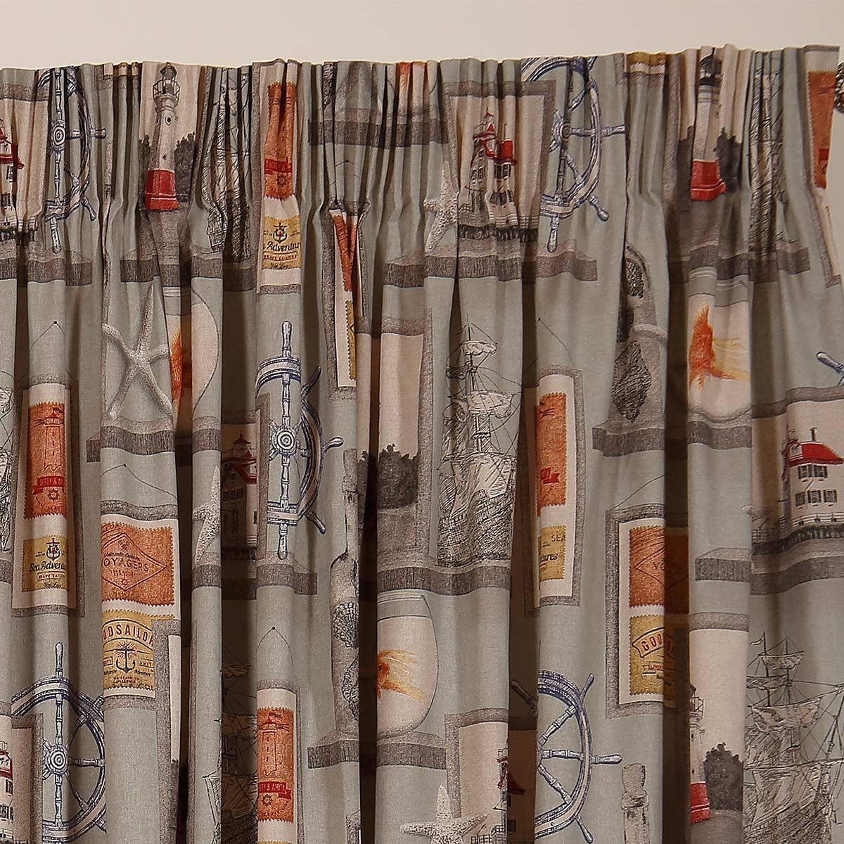 Κουρτίνα Με Τρέσα (280x270) Viopros Curtains Όσιαν Χρ12