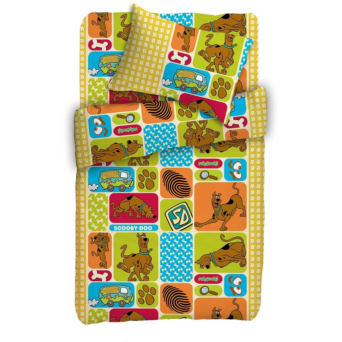 Ζεύγος Μαξιλαροθήκες Viopros Baby Scooby Doo 10 home   παιδικά   μαξιλαροθήκες παιδικές