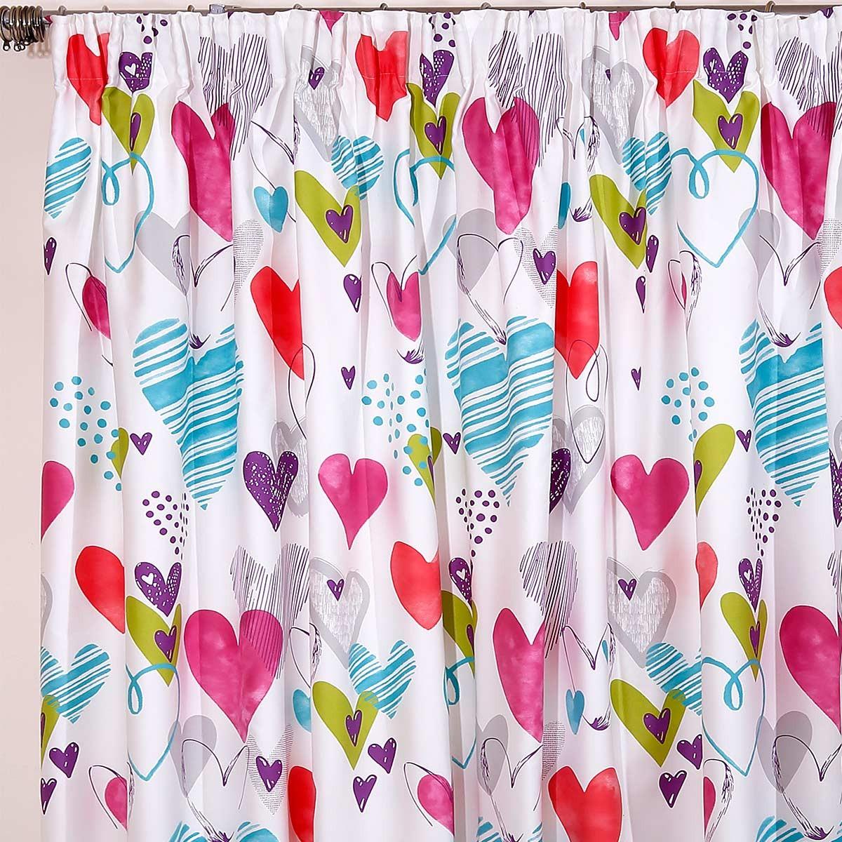 Παιδική Κουρτίνα (280×270) Viopros Curtains Αύρα