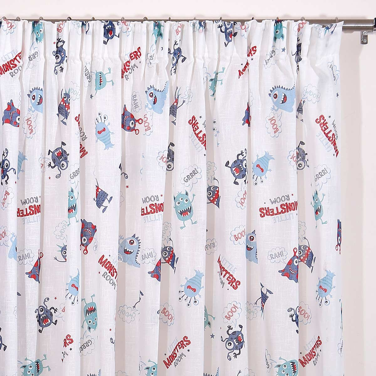 Παιδική Κουρτίνα (160×270) Viopros Curtains Γάζα Έλιοτ