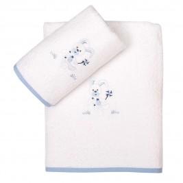 Βρεφικές Πετσέτες (Σετ 2τμχ) Viopros Ρόκι