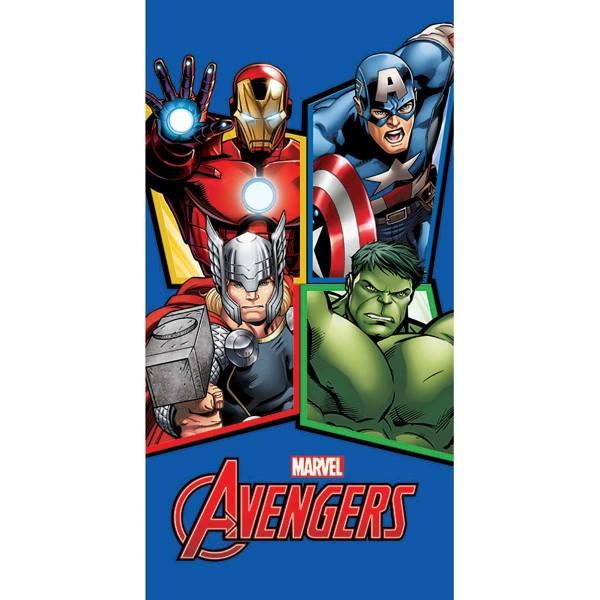 Παιδική Πετσέτα Θαλάσσης Viopros Avengers 4