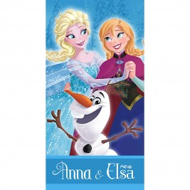 Παιδική Πετσέτα Viopros Frozen 18
