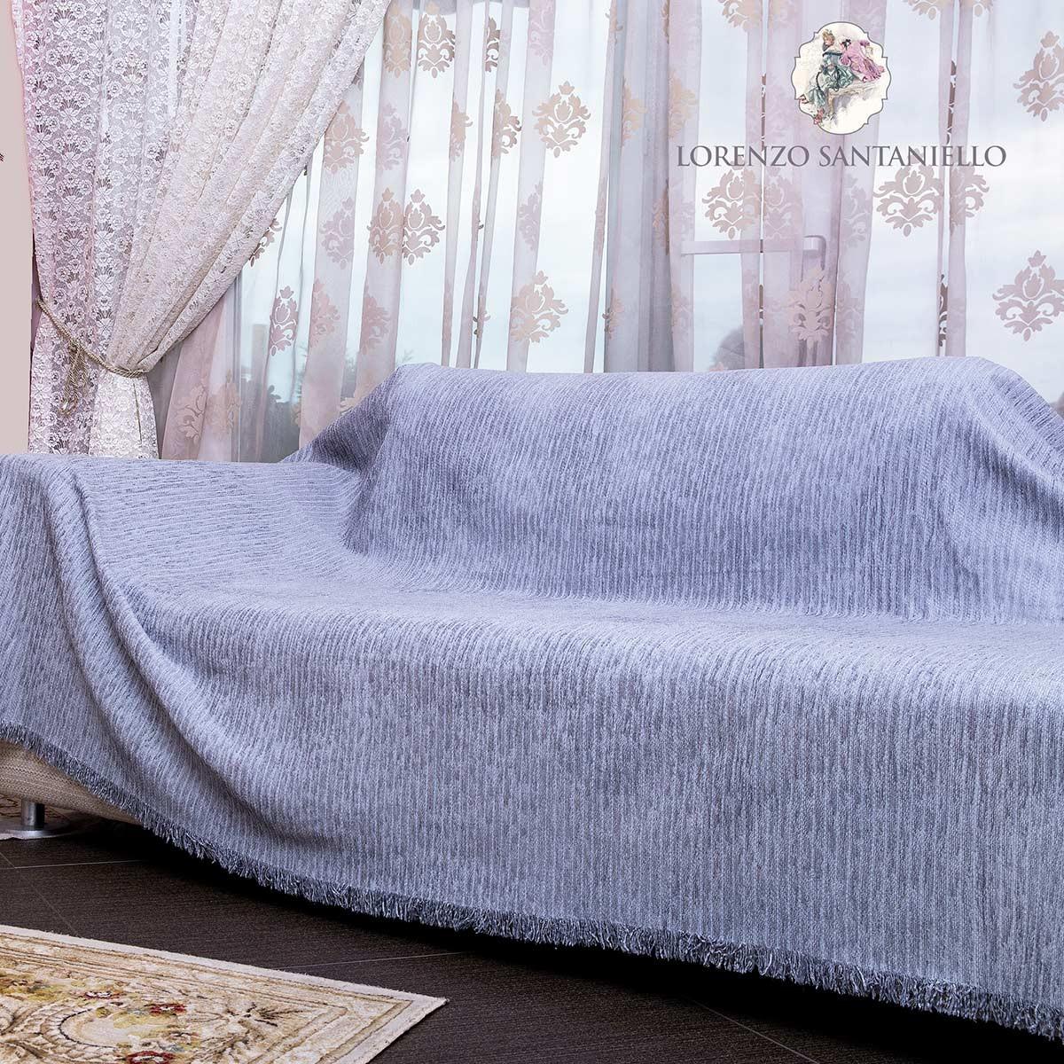 Ριχτάρι Τετραθέσιου (180x350) Lorenzo Santaniello Kotle Grey