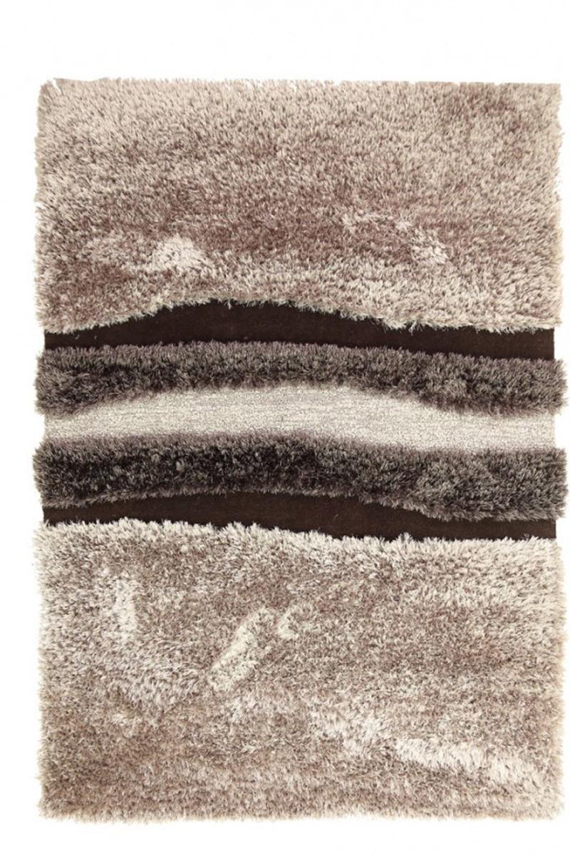 Χειροποίητο Χαλί (160x230) Royal Carpets White Tie 003 Wenge