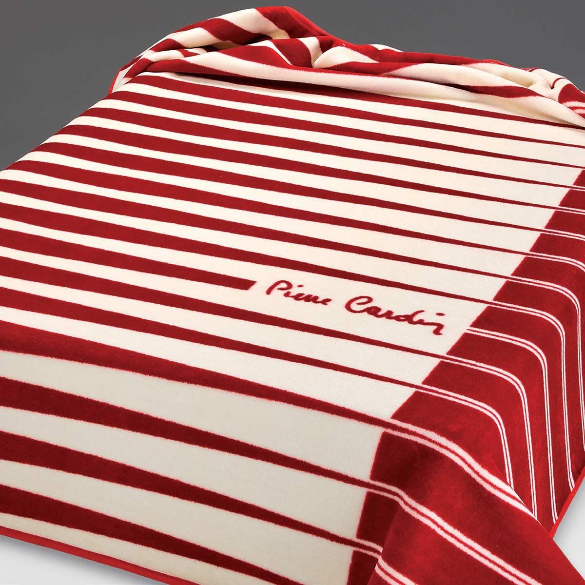 Κουβέρτα Βελουτέ Υπέρδιπλη Pierre Cardin Nancy 244/R