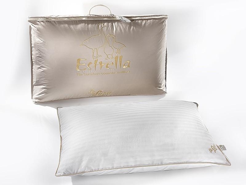 Μαξιλάρι Ύπνου Πουπουλένιο La Luna Estrella home   κρεβατοκάμαρα   μαξιλάρια   μαξιλάρια ύπνου