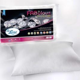 Μαξιλάρι Ύπνου Με Βάτα Σιλικόνης La Luna Siliconaizer 45x65