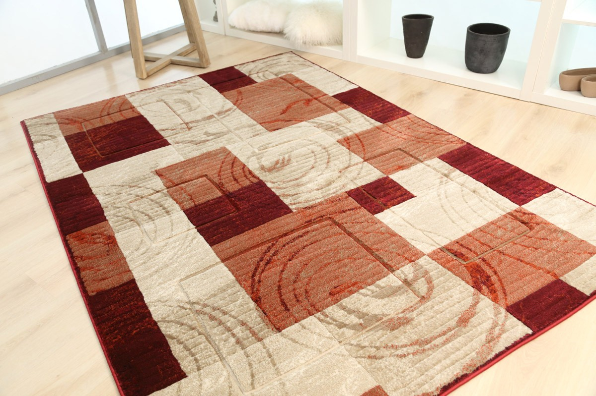 Χαλί (160x230) Royal Carpets Boston 5365A Red