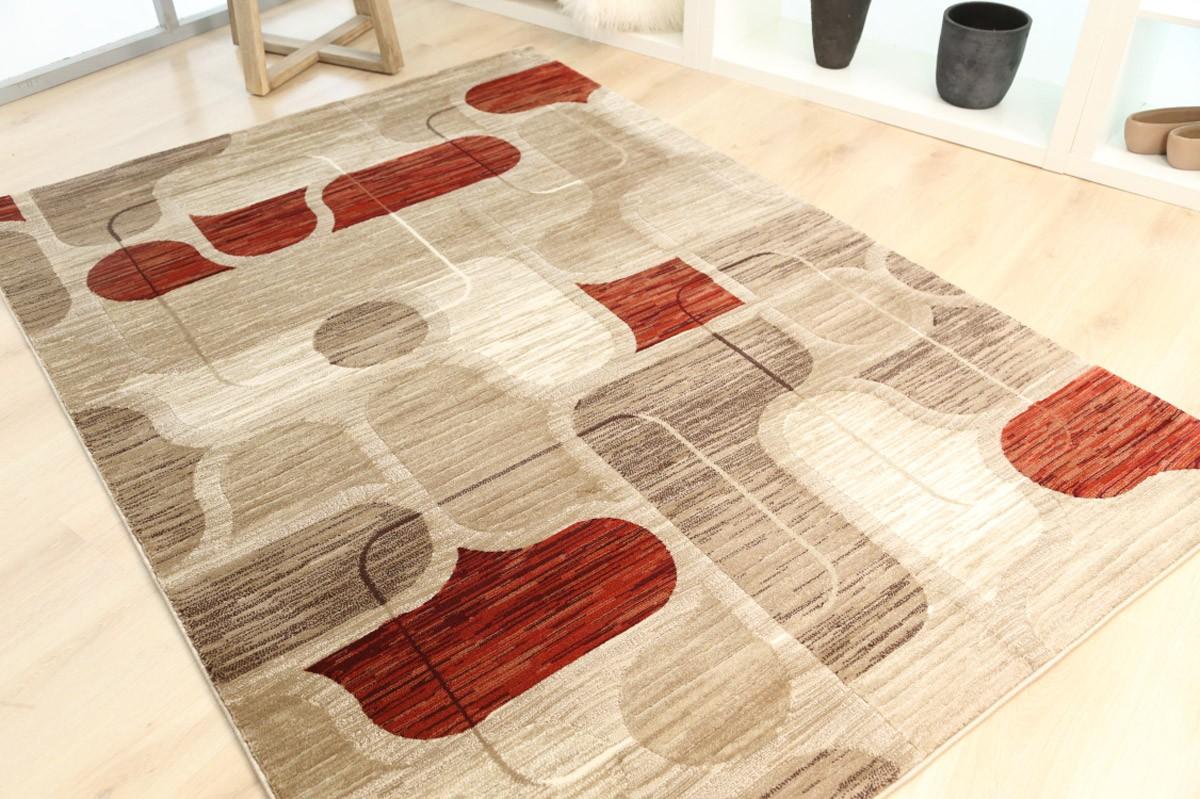 Χαλί (140x200) Royal Carpets Boston 5353A Red