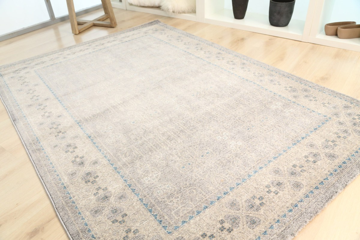 Χαλί (133×190) Royal Carpets Sofia 372 17 Light Grey