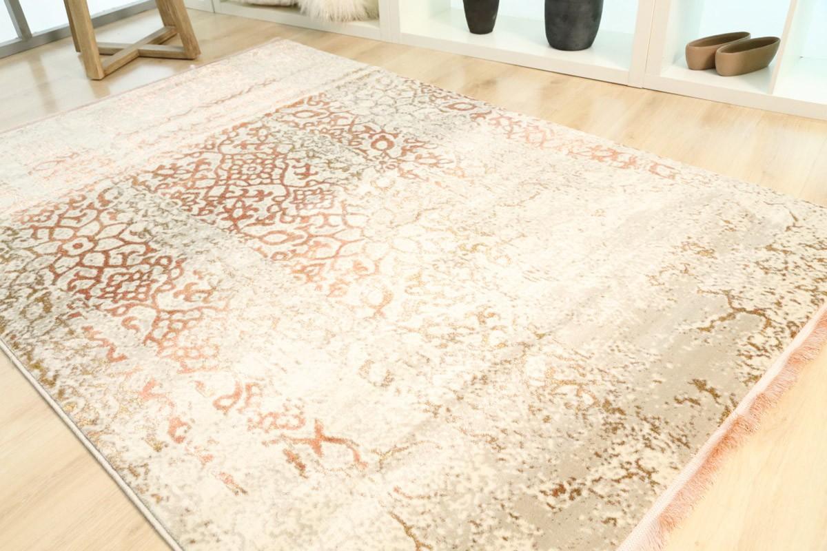Χαλί (200x300) Royal Carpets Drama 58016 Beige Orange