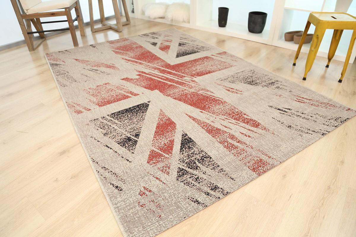 Καλοκαιρινό Χαλί (200×290) Royal Carpets Lodge 5264 G17
