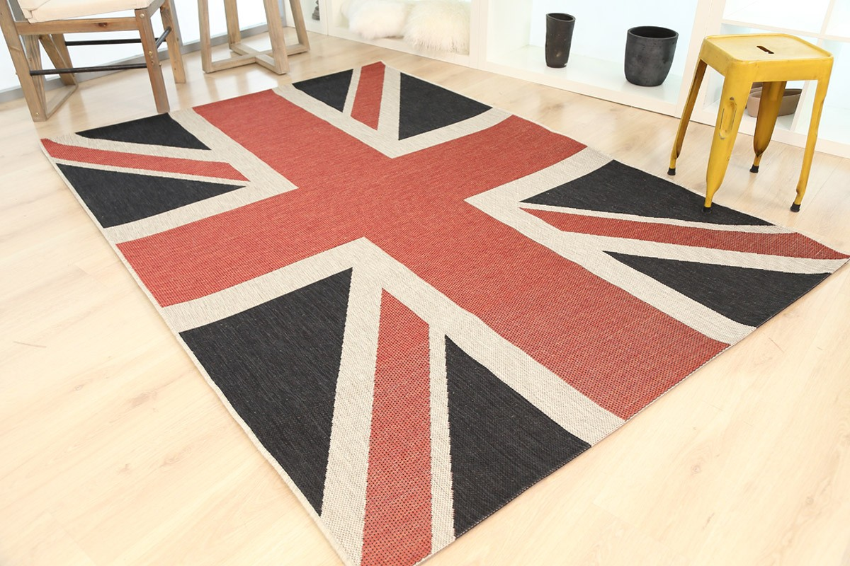 Χαλί Καλοκαιρινό (135×190) Royal Carpets Lodge 4531 G17