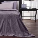 Κουβέρτα Fleece Μονή V19.69 Meandro Lilac
