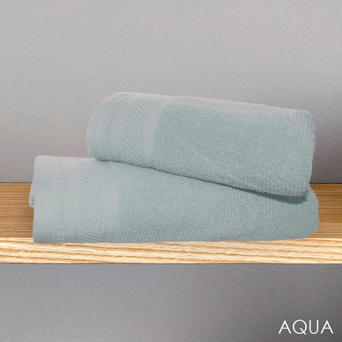 Πετσέτα Προσώπου (50x90) V19.69 Alma Aqua