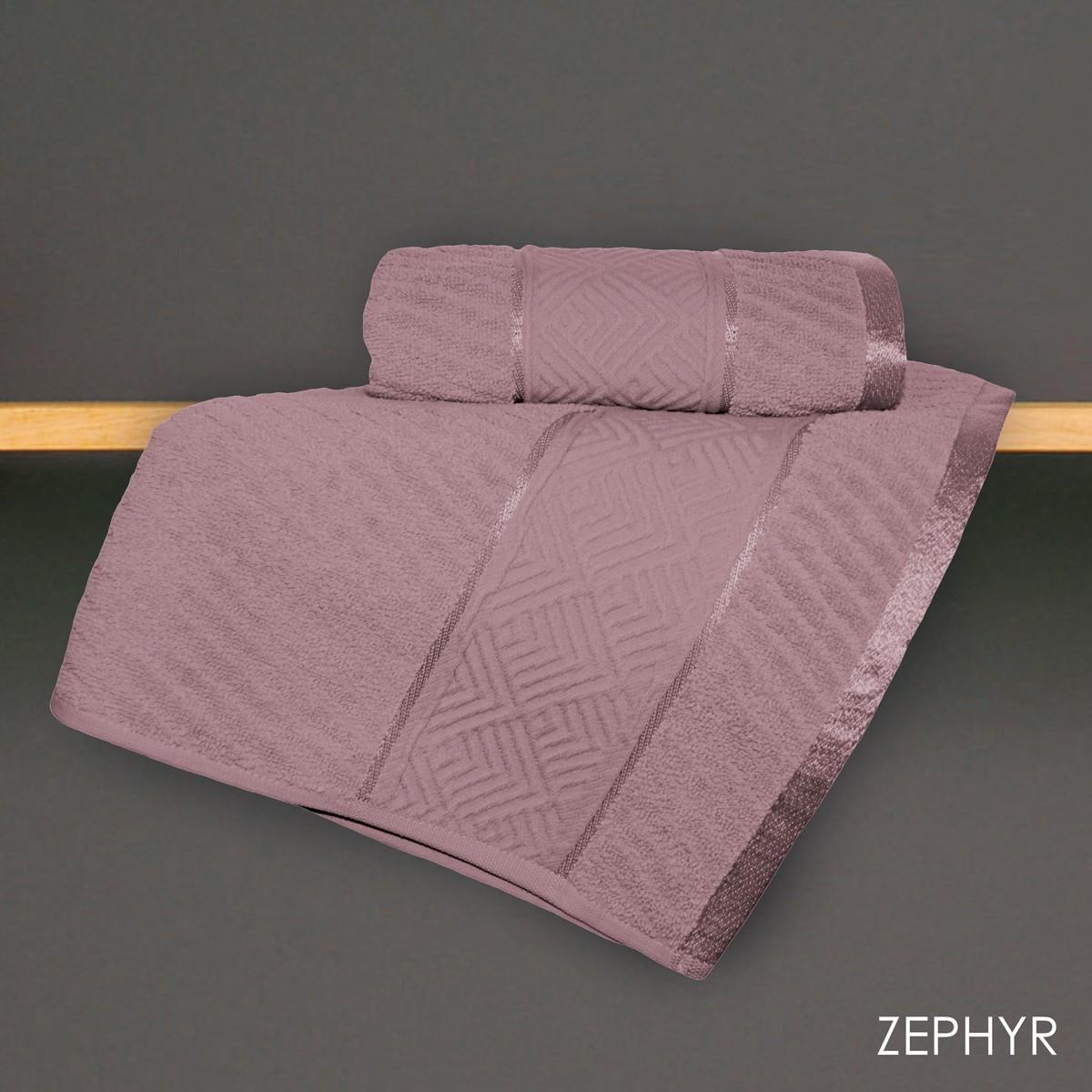 Πετσέτα Προσώπου (50x90) V19.69 Mimoza Zephyr
