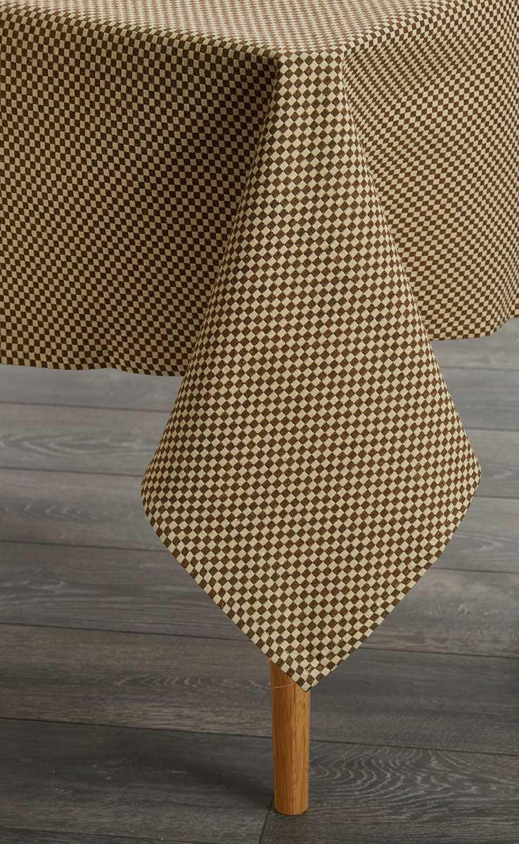 Κουρτίνα Μπάνιου Υφασμάτινη Guy Laroche Cozy Wenge 180x190