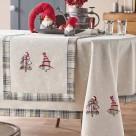 Χριστουγεννιάτικο Τραπεζομάντηλο Gofis Home 495 (135×180)