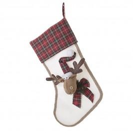 Χριστουγεννιάτικη Κάλτσα InArt Rudolph's Boot 2-70-530-0102