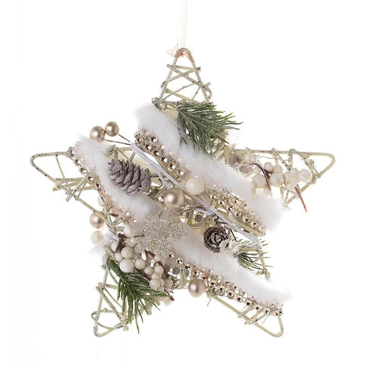 Χριστουγεννιάτικο Στολίδι InArt 2-70-530-0112