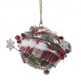 Χριστουγεννιάτικο Στολίδι InArt 2-70-530-0116