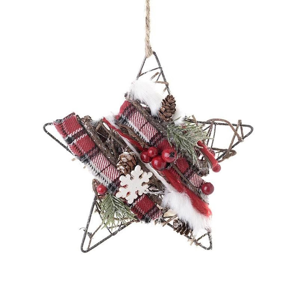Χριστουγεννιάτικο Στολίδι InArt 2-70-530-0117